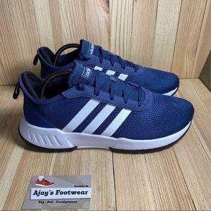 Adidas Phosphere Men's Running Gym Blue Shoes